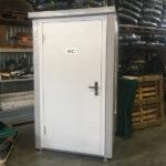 Теплая туалетная кабина Комфорт 026