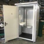 Теплая туалетная кабина Комфорт 029