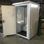 Теплая туалетная кабина Комфорт 030