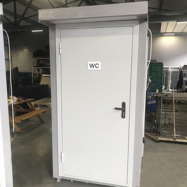 Теплая туалетная кабина Комфорт 032