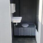 Теплая туалетная кабина Комфорт 033