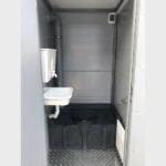 Теплая туалетная кабина Комфорт 034