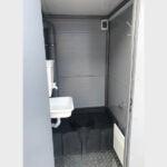 Теплая туалетная кабина Комфорт 035