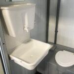 Теплая туалетная кабина Комфорт 036