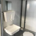 Теплая туалетная кабина Комфорт 037