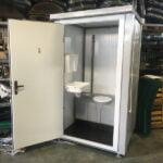 Теплая туалетная кабина Комфорт 046