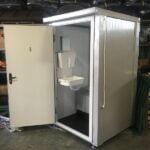 Теплая туалетная кабина Комфорт 047