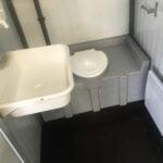 Теплая туалетная кабина Комфорт 050