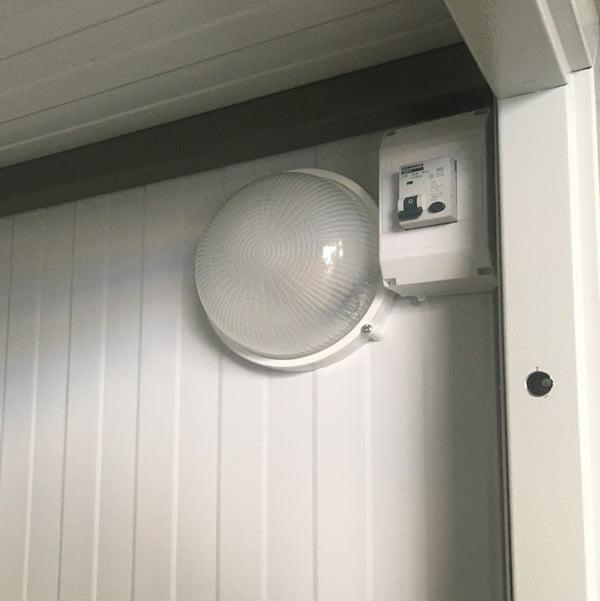 Теплая туалетная кабина Комфорт 053
