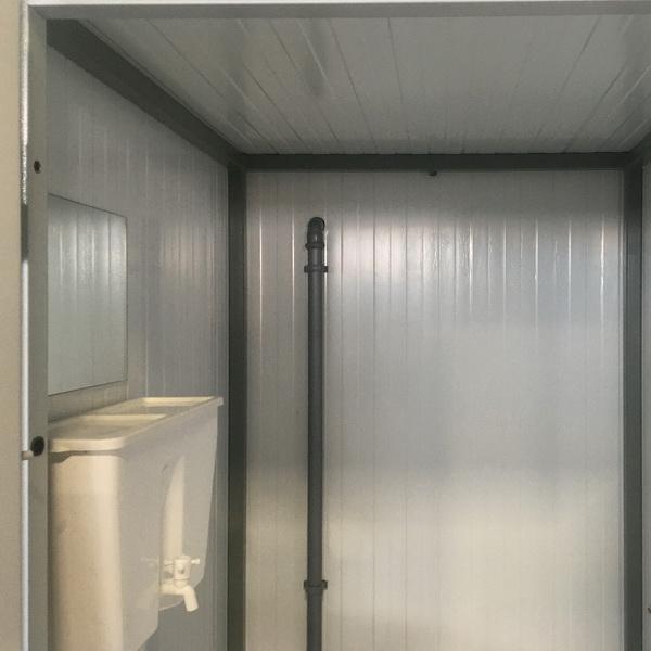 Теплая туалетная кабина Комфорт 054