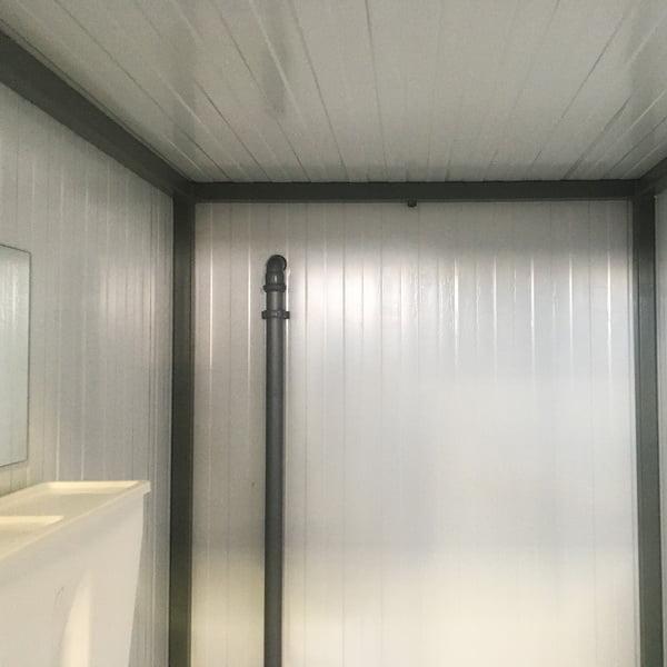 Теплая туалетная кабина Комфорт 055
