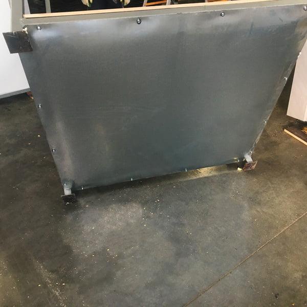 Теплая туалетная кабина Комфорт 057
