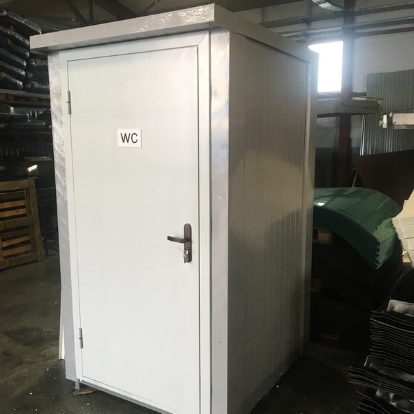 Теплая туалетная кабина Комфорт 059
