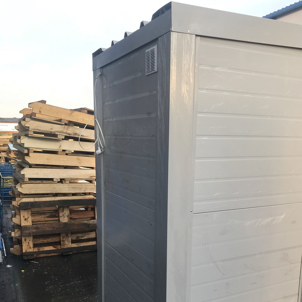 Теплая туалетная кабина Комфорт 062