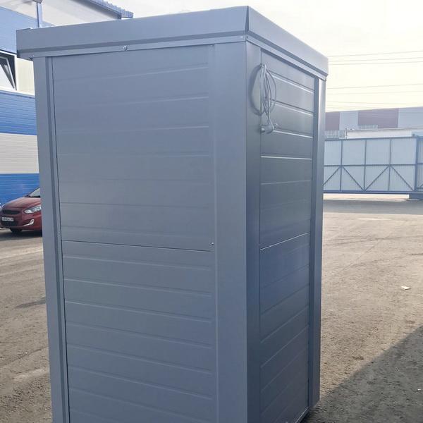 Теплая туалетная кабина Комфорт 064
