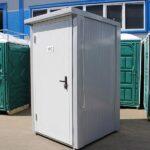 Теплая туалетная кабина Комфорт 068