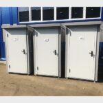 Теплая туалетная кабина Комфорт 072