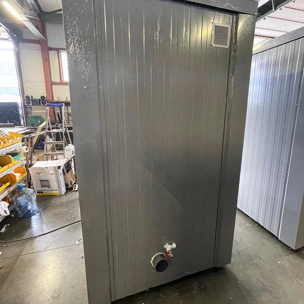 Теплая туалетная кабина Комфорт 088