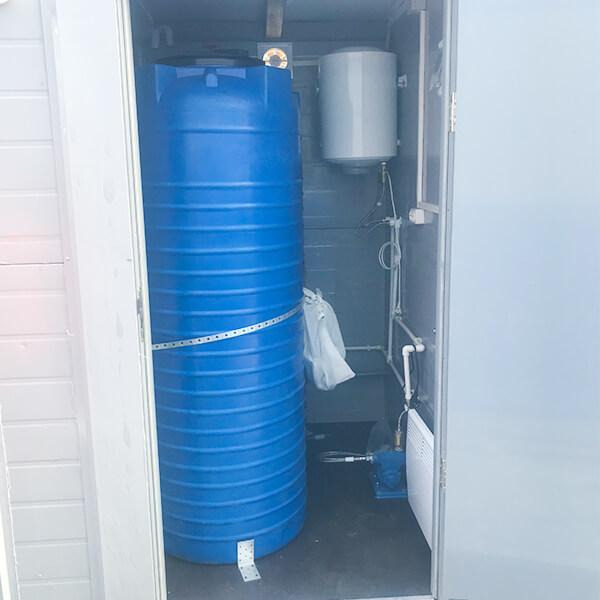 Автономные модульные туалеты 24