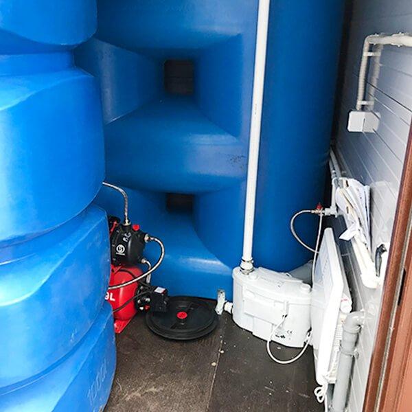 Автономные модульные туалеты 1