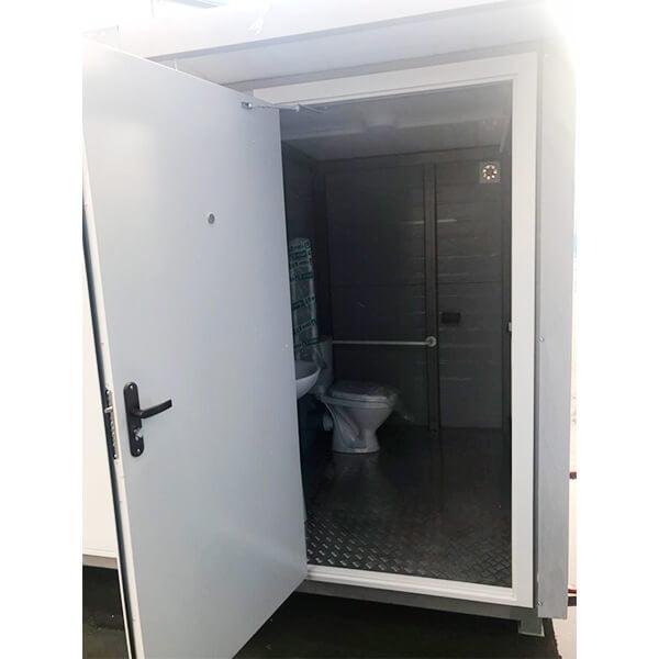 Автономные модульные туалеты 20