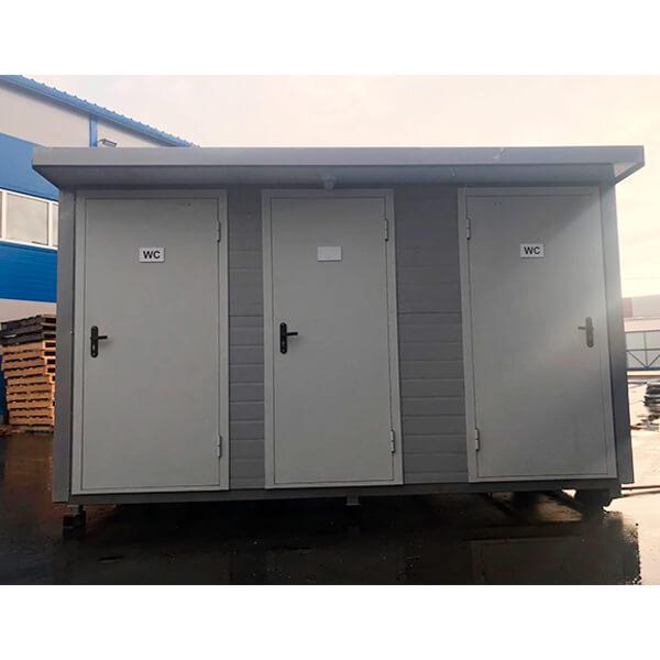 Автономные модульные туалеты 19