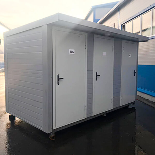 Автономные модульные туалеты 17