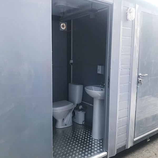 Автономные модульные туалеты 25