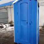 Туалет для строителей 049