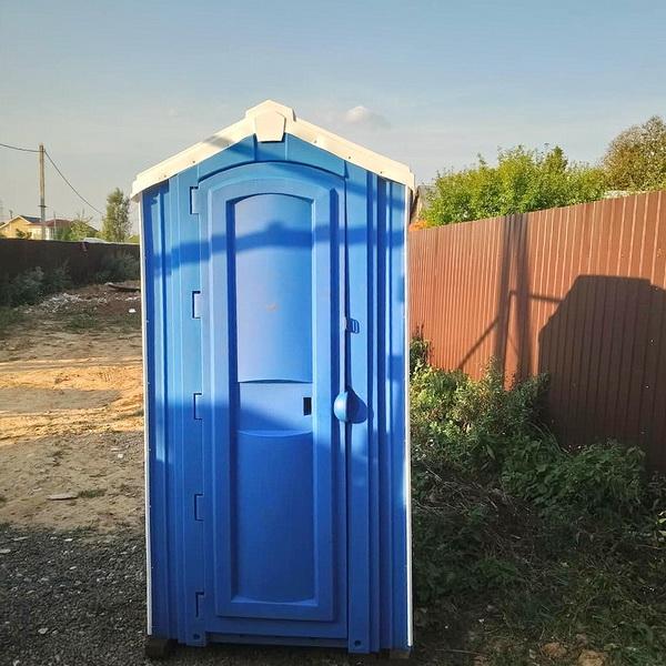Туалет для строителей 050
