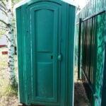 Туалет для строителей 051