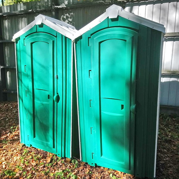 Туалет для строителей 056