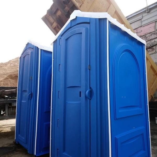 Туалет для строителей 057