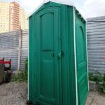 Туалет для строителей 059