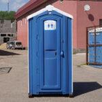 Туалет для стройки 003