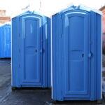 Туалет для стройки 004
