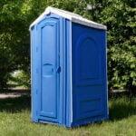 Туалет для стройки 009