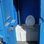 Туалет для стройки 010