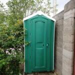 Туалет для стройки 014