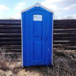 Туалет для стройки 016