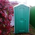 Туалет для стройки 019