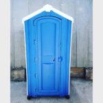 Туалет для стройки 023