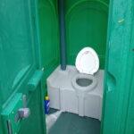 Туалет для стройки 027