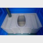 Туалет для стройки 029