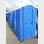 Туалет для стройки 032