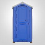 Туалет для стройки 041