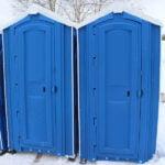 Туалет для стройки 045-1