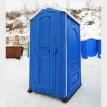 Туалет для стройки 046-2