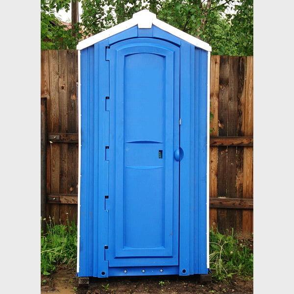 Туалет для стройки 047-2