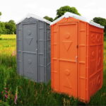 Туалетная кабина Биотуалет 0001
